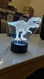 Used 3D led lamp in Dubai, UAE