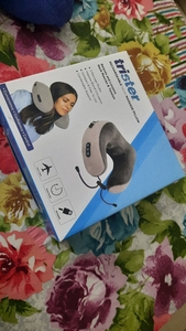 Used Neck Massage Pillow Trister in Dubai, UAE