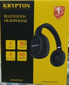Used KRYPTON Bluetooth Headphone in Dubai, UAE