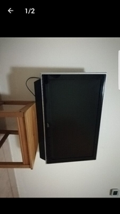 Used 40 inch JVC Tv with 2 Hdmi in Dubai, UAE