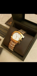 Used Aigner watch new with free phone in Dubai, UAE