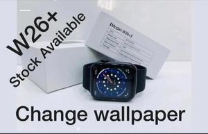Used SMART WATCH W26 PLUS / CHANGE THE WALLPA in Dubai, UAE