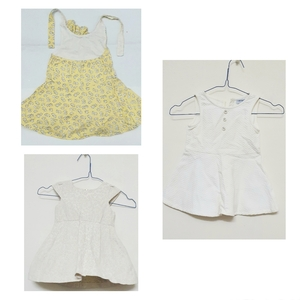 Used Kids Dress 3 Pieces NEW in Dubai, UAE
