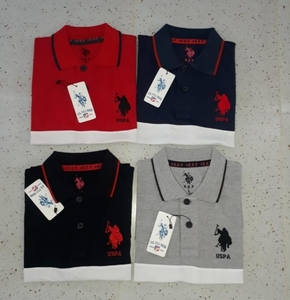 Used Men's Polo shirt M-L-XL in Dubai, UAE