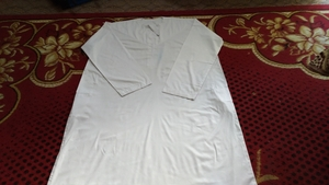Used New brand kandura size 58 and 56 in Dubai, UAE