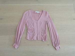 Used & Other Stories Pink Top Sz S in Dubai, UAE