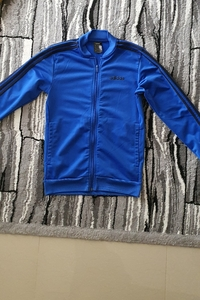 Used Adidas MTS 3 stripe jacket for men XS/S in Dubai, UAE
