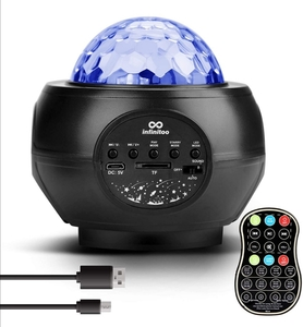 Used Star Night Light Projector - Used once in Dubai, UAE