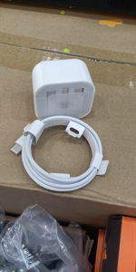Used iPhone type C to lightning with Adaptor in Dubai, UAE