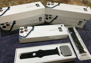 Used WATCH6 APPLE SERIES6 GRAB SMARTWATCH in Dubai, UAE