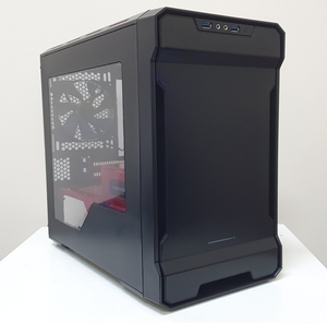 Used Phanteks ITX case sleak & compact in Dubai, UAE