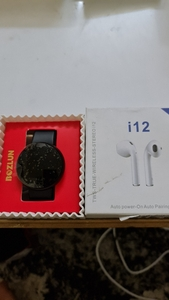 Used Smart watch with headphone in Dubai, UAE