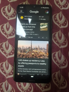 Used Nokia 7.2 6GB RAM in Dubai, UAE
