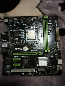 Used 4th generation mobo and processor in Dubai, UAE