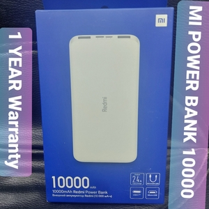 Used MI powerBank 10000 mAH 1yr Warranty in Dubai, UAE