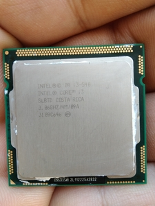 Used Intel i3-540.  3.0ghz in Dubai, UAE