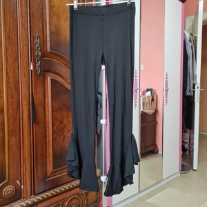 Used SPLASH UK8 stylish black pants in Dubai, UAE