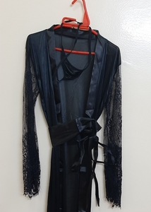 Used Ladies sexy nighty in black ! in Dubai, UAE