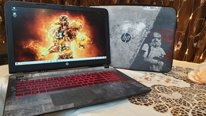 Used HP Special Edition StarWar i5 Laptop in Dubai, UAE