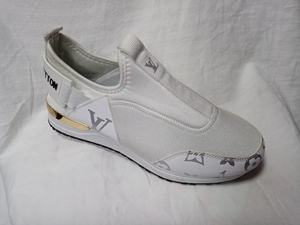 Used LV WHITE SHOES in Dubai, UAE