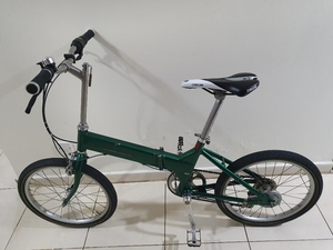 Used Aluminum Folding Bicycle in Dubai, UAE