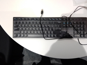 Used dell key board in Dubai, UAE