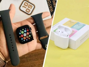 Used SmartWatch + Airpod 2 Trusted Seller🔥 in Dubai, UAE