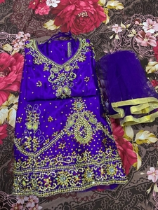 Used Gagra choli size 40 in Dubai, UAE