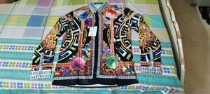 Used Digital Printed Long Sleeve Shirt XXL in Dubai, UAE