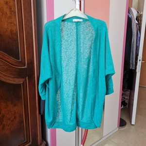 Used Blue-ish color blazer size S/M in Dubai, UAE