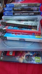 Used PS4 and PS3 Games in Dubai, UAE