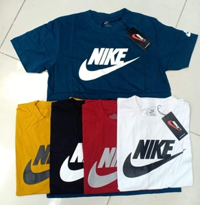 Used Men's t-shirt 4pcs promo (S-M-L-XL) in Dubai, UAE