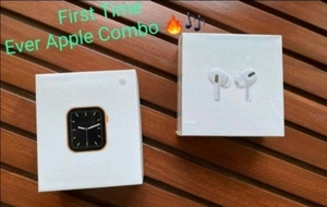 Used W26 AND AIRPOD PRO BEST COMBO NOW in Dubai, UAE