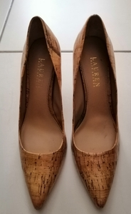 Used Ralph Lauren high heel size 38 in Dubai, UAE