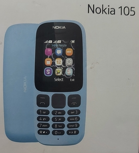 Used Nokia 105 Dual Sim Vietnam TRA Approved in Dubai, UAE