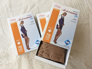 Used New with Box Maternity Pantyhose 70 Den in Dubai, UAE