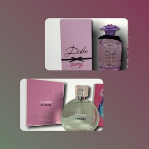 Used Lady Perfume:D&G Peony and Chanel Chance in Dubai, UAE