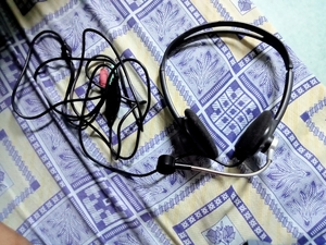 Used I smart pc earphone in Dubai, UAE