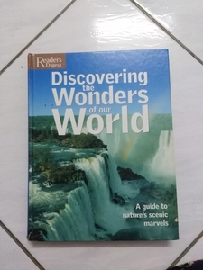 Used Discovering wonders of our world book in Dubai, UAE