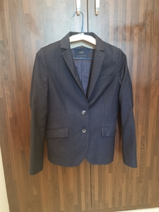 Used Navy blue Sacoor women blazer in Dubai, UAE