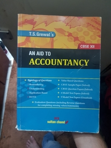 Used Cbse accounting textbook in Dubai, UAE