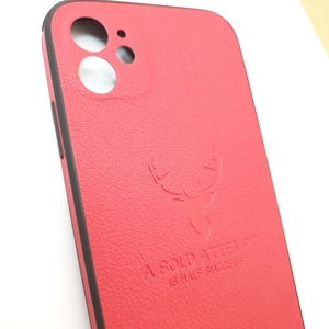 Used Iphone 11 leather case in Dubai, UAE