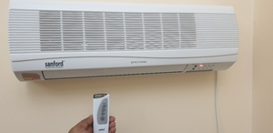 Used Sanford heater and fan in Dubai, UAE