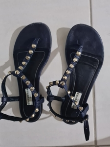 Used Balenciaga original sandals size 36 in Dubai, UAE