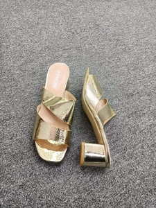 Used Size 40 sandal step in in Dubai, UAE