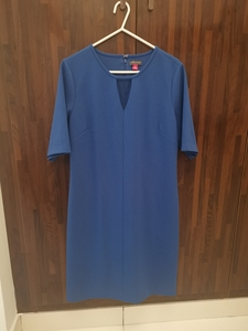 Used Vince Camuto vblue dress in Dubai, UAE