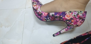 Used Zara heels 37 in Dubai, UAE