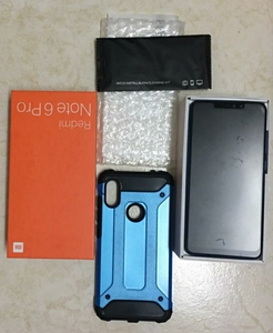Used Redmi Note 6 Pro Perfect in Dubai, UAE