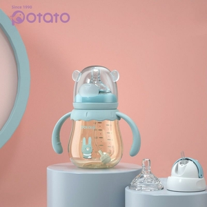 Used Potatobear milk+waterbottle(COMBOOFFER) in Dubai, UAE