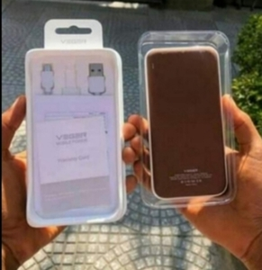 Used VEGER POWERBANK 25000MAH BUY A NEW in Dubai, UAE